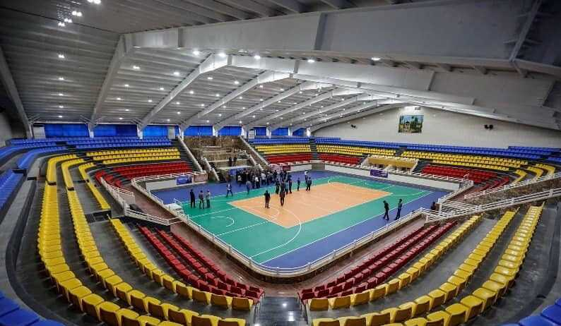 مجموعه ورزشی شهید آیت الله دستغیب شیراز
